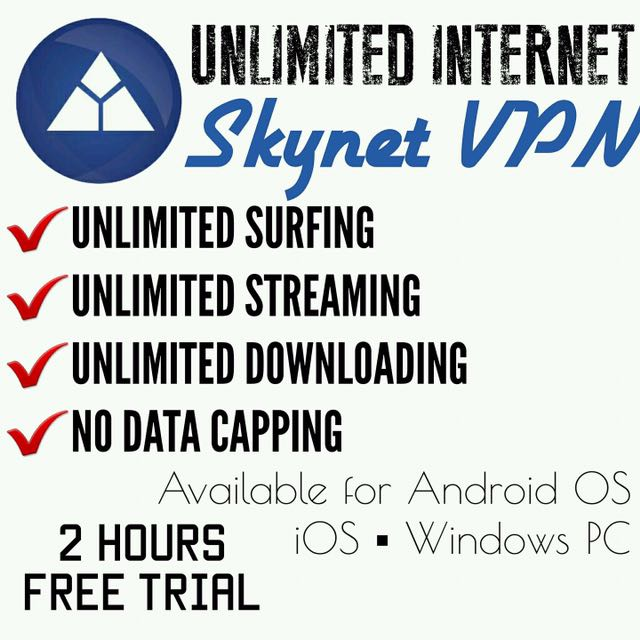 Unlimited Internet Connection At It's Finest!!