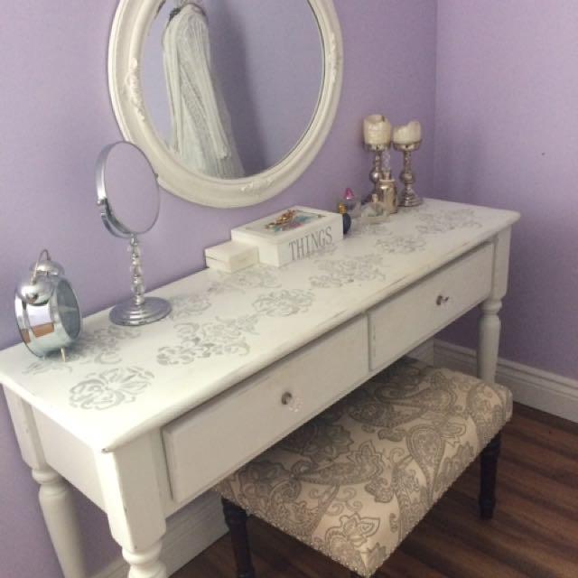 Vanity Table (mirror optional)