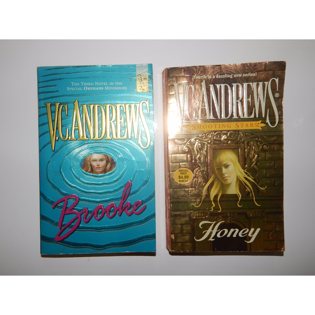 VC Andrews Pocketbooks (Brooke/Honey)