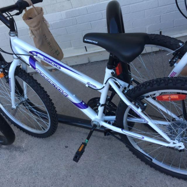 """White Mountain Bike 24"""""""