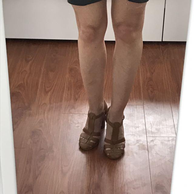 Zara Heels Size 39