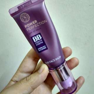 The Face Shop BB Cream Power Perfection