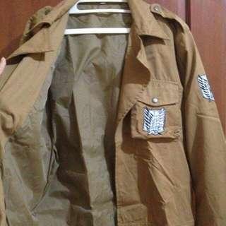 Shingeki No Kyojin Jacket