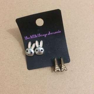 TLTSN Earrings Set