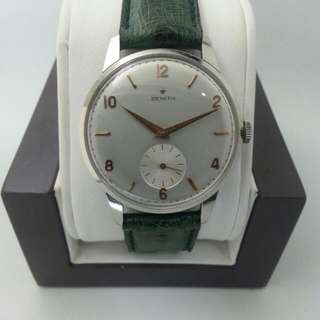 37mm ZENITH 1950s in box