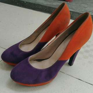 HIGH HEELS YONGKI KOMALADI / wedges Flat Shoes High Heels