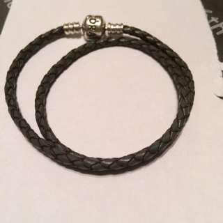 Pandora Double Wrap Bracelet