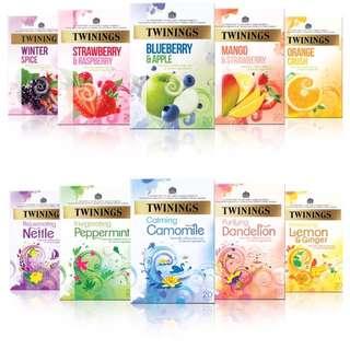 代購精選 英國皇室御用茶 Twinings 唐寧 茶系列