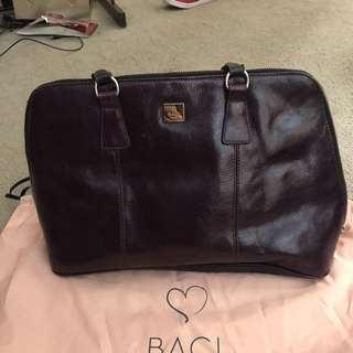 Purple Baci Handbag