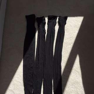 Black Leggings #under 10
