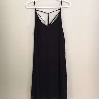 Pull And Bear Slip Style Dress