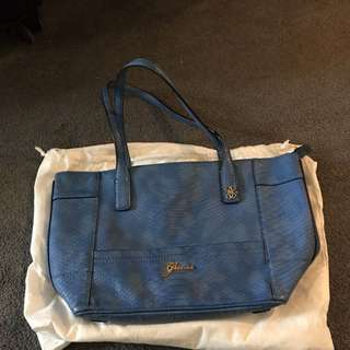 Guess Blue Purse