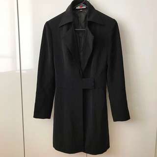 Pre💝Black Long Jacket