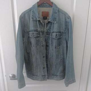 Gap Denim Jacket Men's Size L