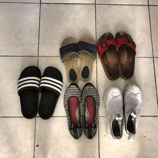branded slipper and shoes for sale