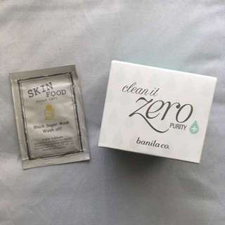 BNIB Banila co. Clean It Zero Purity