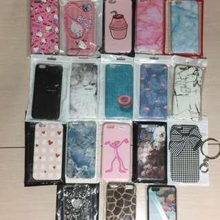 iphone手機殼 保護殼 i6 i7 + plus 軟殼 全包邊