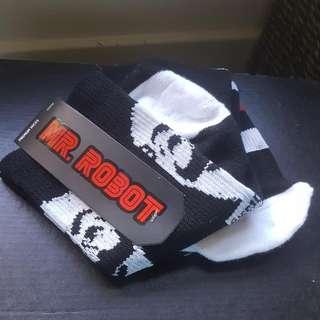 Mr Robot Lootcrate Socks