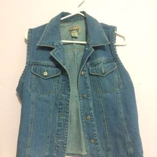 Highway Original Style Vintage Denim Vest