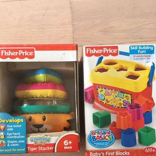 Fisher-Price 6months+ Toys