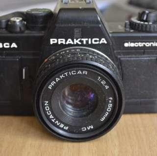 Praktrica BCA Electronic AF2 Camera