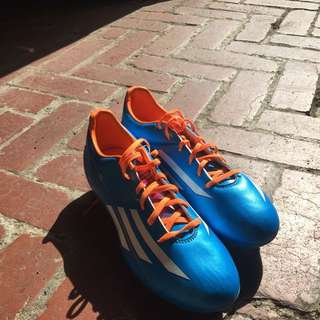 adidas f10 Footy Boots Size 9