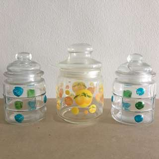 Air-type Glass Container