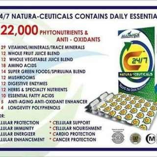 C24/7 food supplements