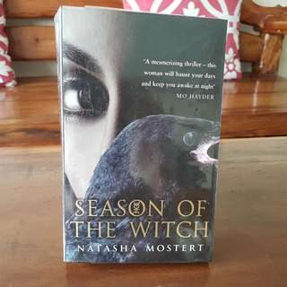 Season Of The Witch By Natasha Monstert