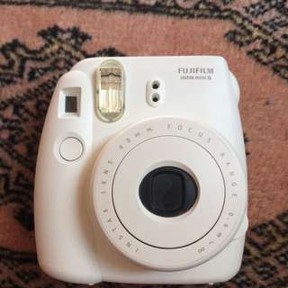 FujiFilm Polaroid Camera