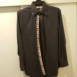 STYLE WORKS Long Sleeve Shirt Unique