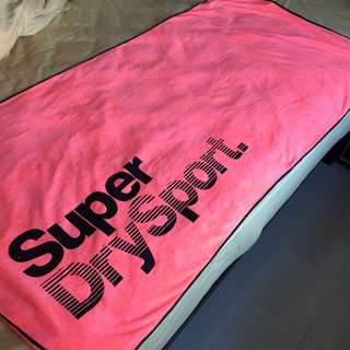 Superdry towel 毛巾