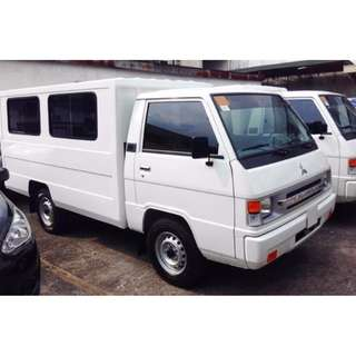 L300 For Rent l Exceed Dual Air Con (17 Seater) at affordable price