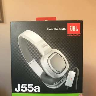 JBL by Harman- J55a headphones