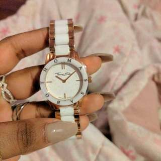 Women's Watch Stainless Steel with Ceramic