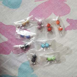 Sparkly Earings 2 For $5