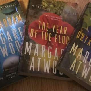Margaret Attwood Madd Addam Trilogy