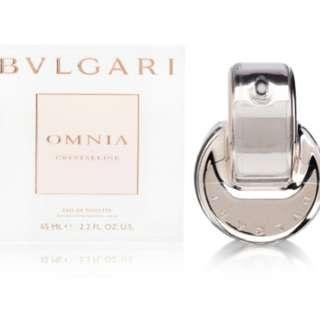 SUMMER SALE!! Bvlgari Omnia Crystalline 65ml