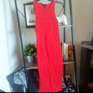 7/8 Jersey Dress Size S