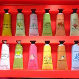 #FreePostage Authentic Crabtree & Evelyn Hand Lotion