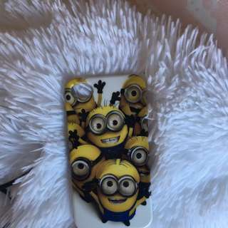 iPhone 4 Case Minions