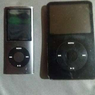 Ipod Nano And Ipod Classic