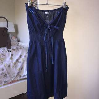 Riders Denim Dress