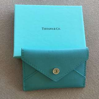 Genuine Tiffany And Co Business Card Holder