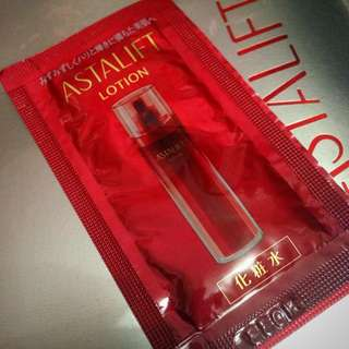ASTALIFT LOTION SAMPLE SIZE