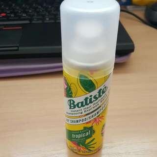 Batiste Dry Shampoo In Tropical