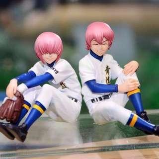 Megahouse Ace Of Diamond Palmate Kominato Haruichi & Kominato Haruichi Ryosuke (Set of 2)