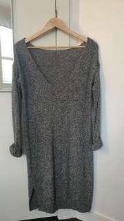 Topshop Jumper Dress
