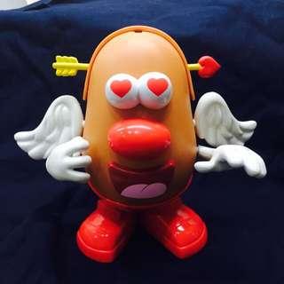 玩具總動員 蛋頭先生 愛神丘比特造型 玩具
