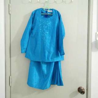 FIRST GIRL BAJU KURUNG